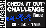 Hadassah Check It Out Challenge