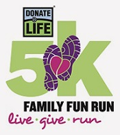 Donate Life Family Fun Run 5K