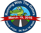 Running With The Gators