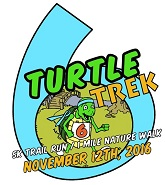 Turtle Trek 6 – 5k Trail Run & 1 Mile Nature Walk