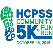 Let's Go HOCO – HCPSS Community 5k & Fun Run