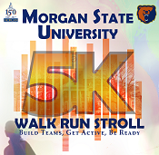 Morgan 5k Walk, Run & Stroll